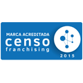 Marca Acreditada Censo Franchising 2015